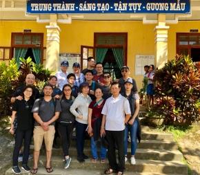 Quang Nam 11/12 2018