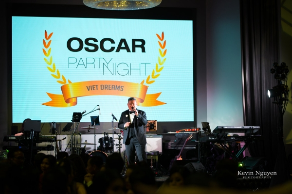 Viet Dreams Charity Ball 2018 - The Oscar Party Night
