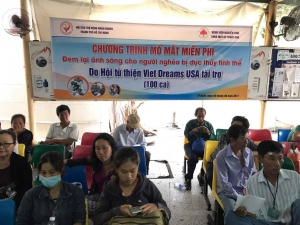 Viet Dreams free eye cateract surgeries 08-2017