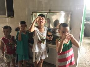 Quang Chau Orphanage 07-2015