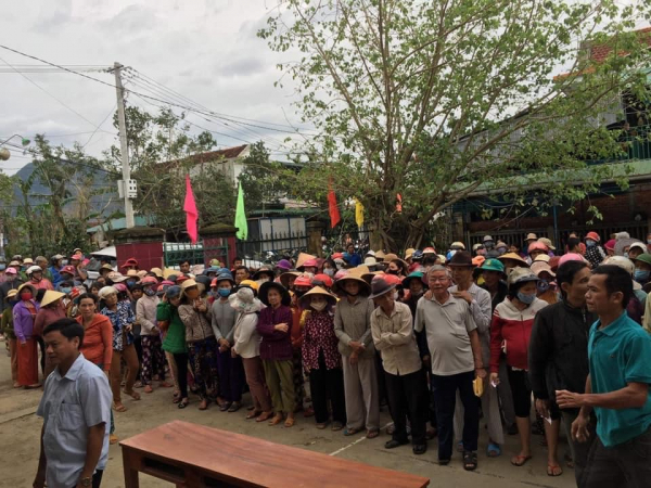 Flood relief Quang ngai 11-2020
