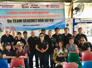 Viet Dreams free eye cataract surgeries 01-2018