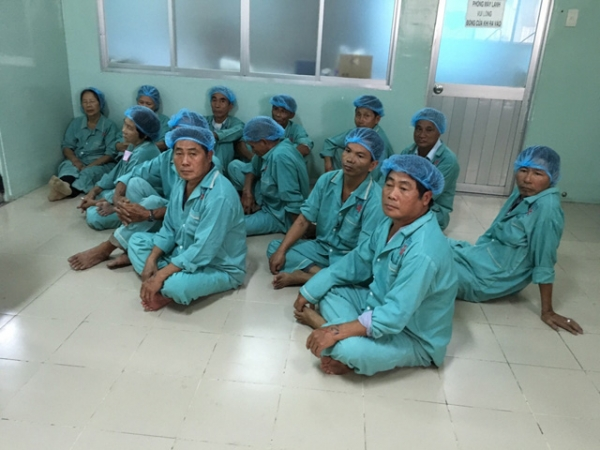 Viet Dreams free eye cateract surgeries 02-2016