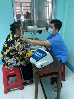 Free eye cataract surgeries 11-2019