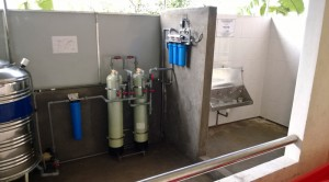 Clean water system for Duy Phu Kindergarten