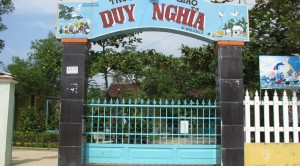 Clean water system for Duy Nghia Kindergarten
